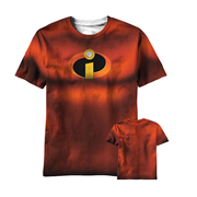 Incredibles Sublimated Costume T-Shirt