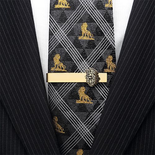 Lion King Simba Gold Tie Bar