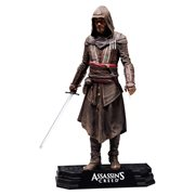 Assassin's Creed Movie Aguilar 7-Inch Color Tops Blue Wave #12 Action Figure