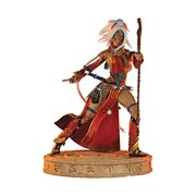 Pathfinder Seoni Battle Ready Statue
