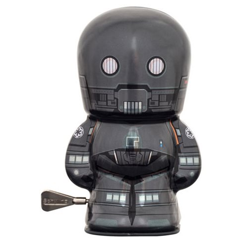 Star Wars Rogue One K-2SO 4-Inch Windup Bebot, Not Mint