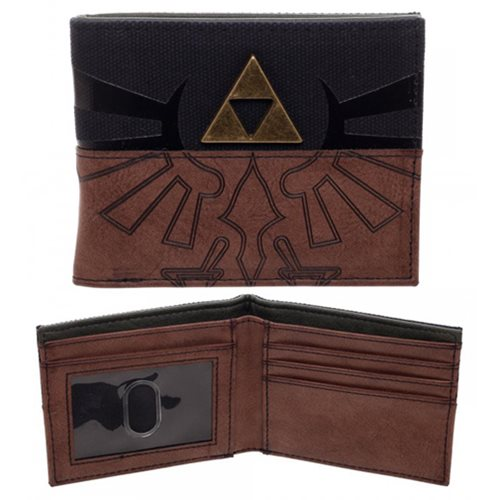 Legend of Zelda PU Bi-Fold Wallet