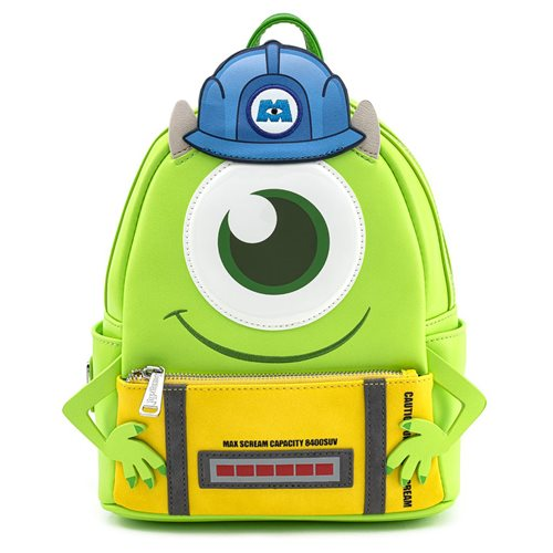 Disney-Pixar Monsters, Inc. Mike with Scare Can Mini-Backpack