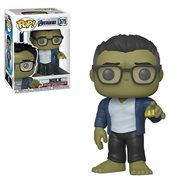 Avengers: Endgame Hulk with Taco Pop! Vinyl Figure