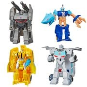 Transformers Cyberverse One Step Changers Wave 9 Set