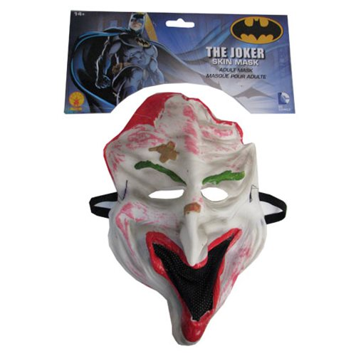 Batman Death of the Family Joker Skin Adult Mask