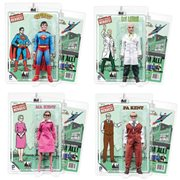 Superman Series 3 Retro Action Figure Set