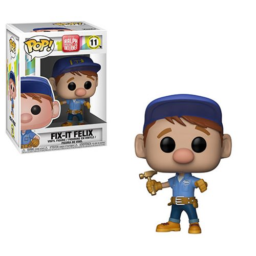 Wreck-It Ralph 2 Fix-It Felix Pop! Vinyl Figure #11