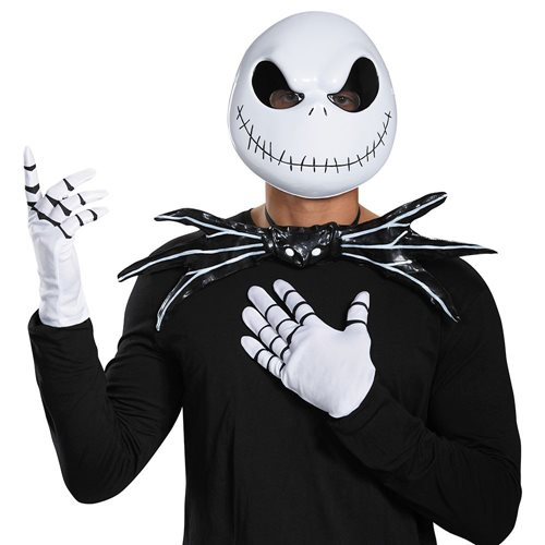 Nightmare Before Christmas Jack Skellington Adult Roleplay Kit