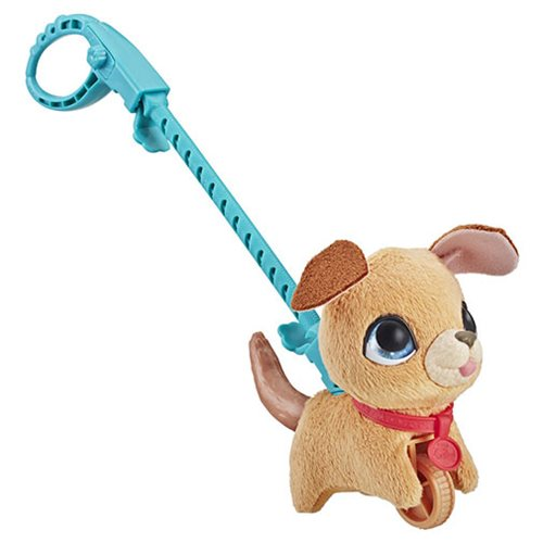 FurReal Walkalots Lil' Wags Tan Puppy Dog Toy Pet