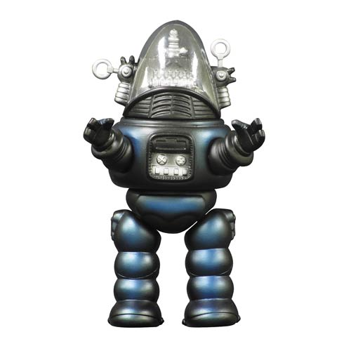 Forbidden Planet Robby the Robot Deformed Action Figure