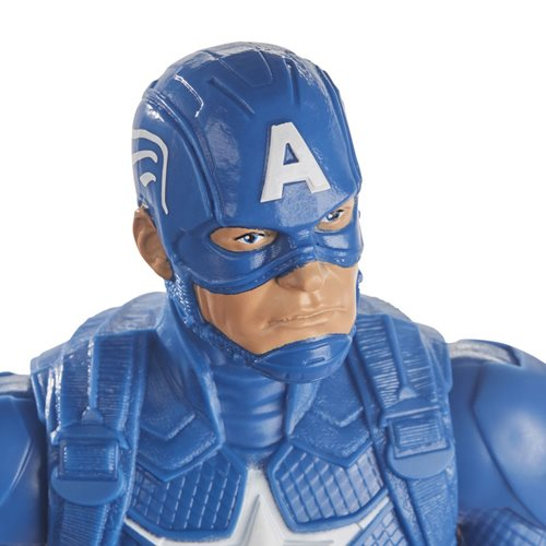 Avengers Titan Hero Series Captain America 12-Inch Action Figure
