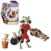 Guardians of the Galaxy 6-inch Rocket Raccoon Action Figure
