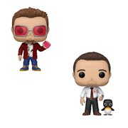 Fight Club Tyler Durden Pop! Vinyl Figure, Not Mint