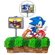 Sonic the Hedgehog 25th Anniversary Diorama Statue