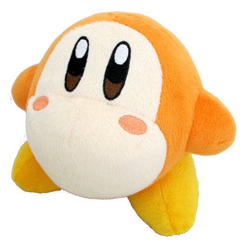 Kirby Super Star Waddle Dee 5-Inch Plush