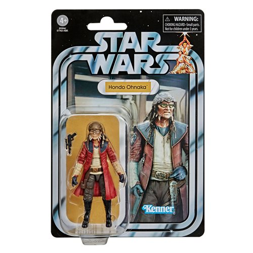 Star Wars The Vintage Collection Hondo Ohnaka 3 3/4-Inch Action Figure