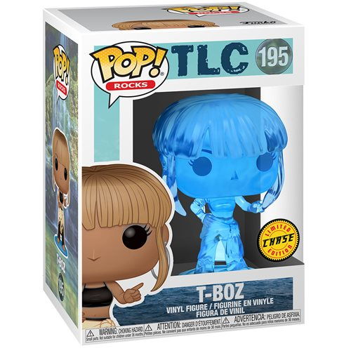 TLC T-Boz Pop! Vinyl Figure