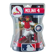 MLB St. Louis Cardinals Yadier Molina 6-Inch Action Figure