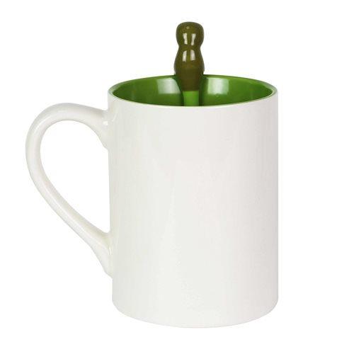 Tea-Rex Mug and Spoon Set