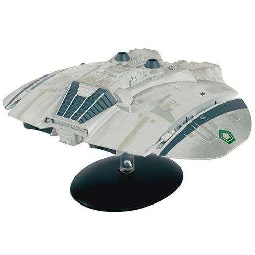 Battlestar Galactica Classic Cylon Raider with Magazine #9
