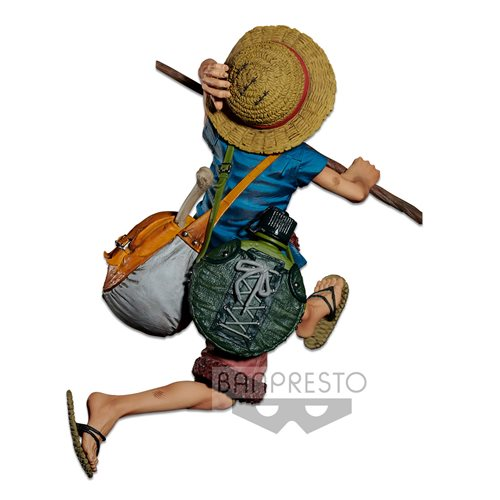 One Piece Chronicle Figure Colosseum 4 Vol. 1 Monkey D. Luffy Statue