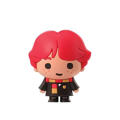 Harry Potter Ron Weasley with Scarf 3D Foam Magnet