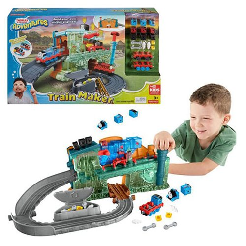Thomas and Friends Adventures Train Maker