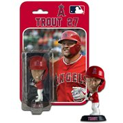 MLB Los Angeles Angels Mike Trout 4-Inch Bobble Head