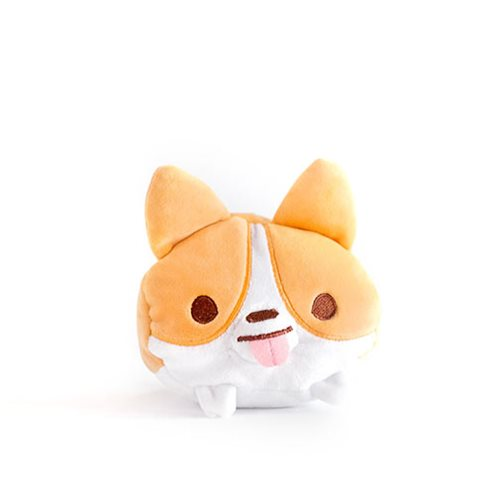 Super Fluffy Corgi Small Plush