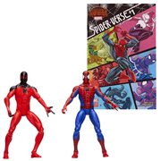 Marvel Legends 3 3/4-Inch Comic Packs Web Slingers Action Figures
