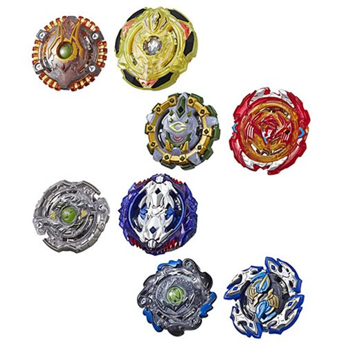 Beyblade Burst Turbo Slingshock Dual Pack Wave 2 Set