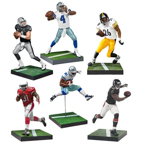 NFL Madden Ultimate Team 18 Series 2 Action Figure Case