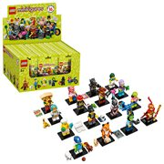 LEGO 71025 Series 19 Mini-Figure Random 10-Pack