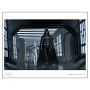 Star Wars A Presence I've Not Felt Since by Jerry Vanderstelt Paper Giclee Art Print