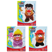 Mr. Potato Head Little Taters Value Wave 1 Set