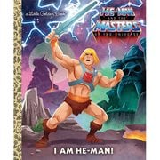 Masters of the Universe I Am He-Man! Little Golden Book