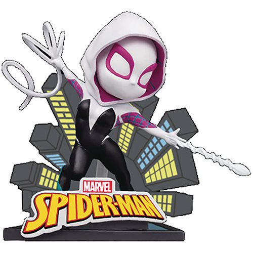 Marvel Comics Spider-Gwen MEA-013 Figure - Previews Exclusive