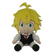 The Seven Deadly Sins Meliodas Sitting Pose 7-Inch Plush