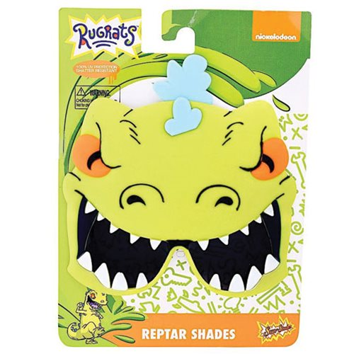 Rugrats Reptar Sun-Staches