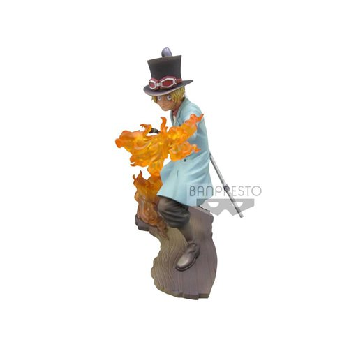 One Piece Stampede Movie Posing Vol. 1 Statue