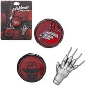 Nightmare on Elm Street Lapel Pin Set