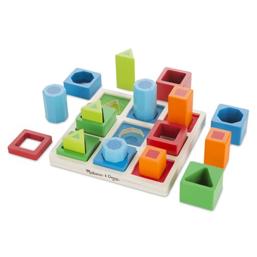 Shape Sequence Sorting Set