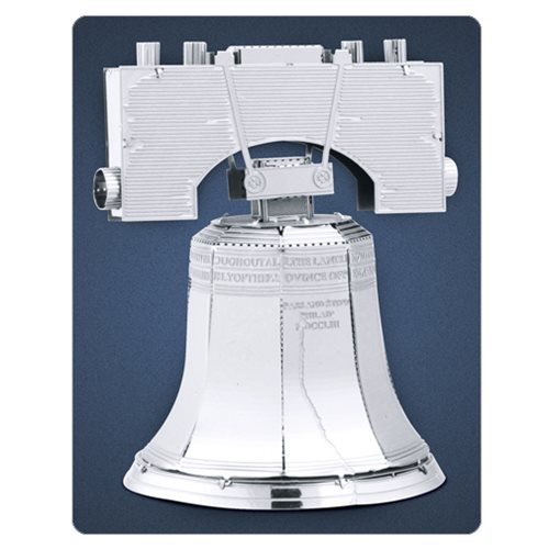 Liberty Bell Metal Earth Model Kit