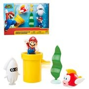 World of Nintendo 2 1/2-Inch Underwater Diorama Playset