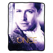 Once Upon a Time Prince Charming Fleece Blanket