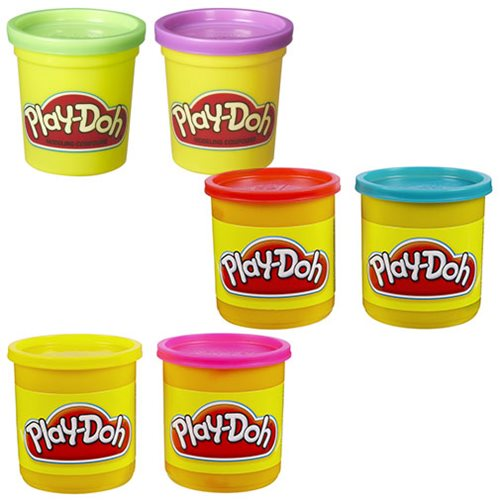 Play-Doh Neon Colors 2-Pack Wave 2 Case