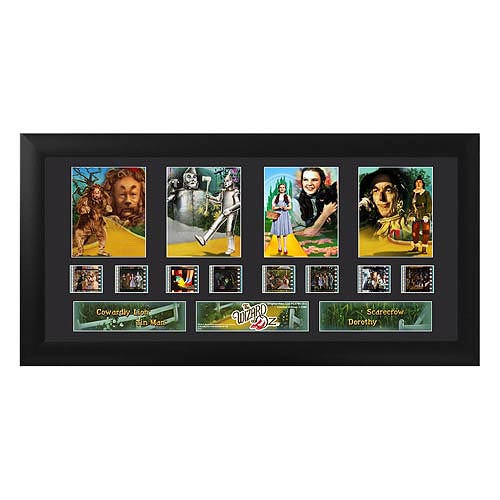 Wizard of Oz Series 1 Quad Film Cell