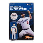 Major League Baseball Modern Clayton Kershaw (LA Dodgers) 3 3/4-Inch ReAction Figure