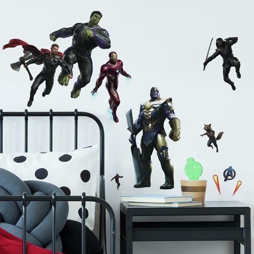 Avengers: Endgame Peel and Stick Wall Decals